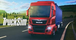 TruckSim – Release-Trailer des LKW-Simulators