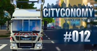 CITYCONOMY – Service for your City Stadtsimulator MULTIPLAYER #012 – Alle Ampeln rot…