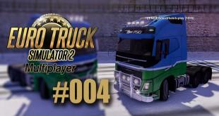 ETS 2 Multiplayer #004 – Ankunft in Dover