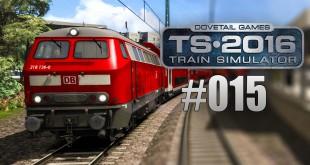 Train Simulator 2016 – Chaos zwischen Hamburg und Lübeck | BR 218 | #015