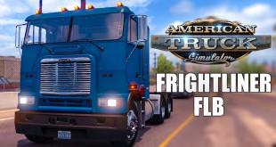 FREIGHTLINER FLB – Modreview ATS American Truck Simulator
