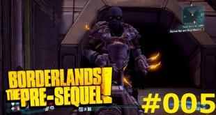 Borderlands: The Pre-Sequel #005 – Wir helfen den Toten