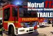 Notruf 112 – Die Feuerwehr-Simulation I Trailer der Blaulicht-Simulation