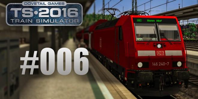 Train Simulator 2016 – Mit der BR 146 von Bad Breisig nach Koblenz #006 – 146er Treffen in Koblenz