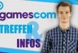 Gamescom 2015: TREFFEN UND INFOS!