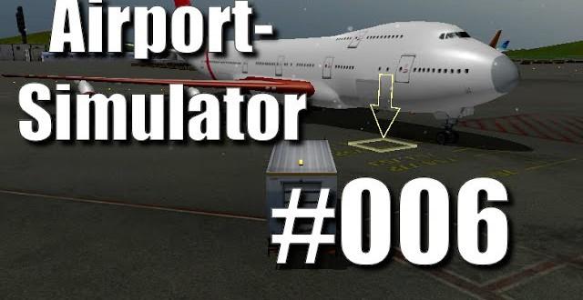 Airport Simulator 2013 #006 – Brötchenstau und RumgeEier