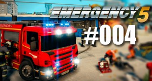 Emergency 5 #004 – Autounfall