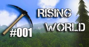Rising World #001 – Das mega-Game!