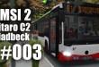 OMSI 2 mit dem Citaro C2 durch Gladbeck Linie SB91 #003