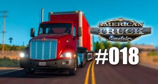 American Truck Simulator #018 – Mal richtig Gas geben!