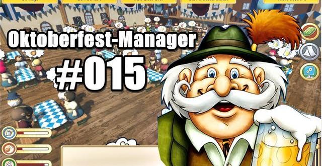 Oktoberfest Manager #015 – Everyday the same dream …