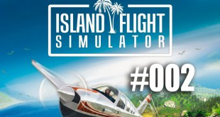 Island Flight Simulator #002 BETA – Bruchlandung
