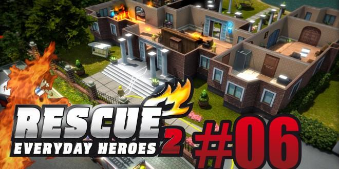 Rescue 2 #06 – Unterflurhydranten!