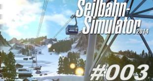 Seilbahn – Simulator 2014 #003 – Sommer im Naturschutzgebiet