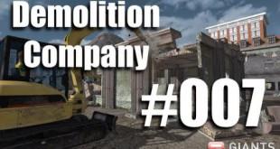 Demolition Company #007 – Zeitraffer