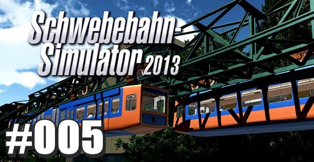 Schwebebahn-Simulator 2013 #005 – Nachtschicht
