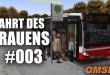 Fahrt des Grauens: Citaro C2 auf 636 (Römerberg) OMSI 2 – 3 / 6 LIVESTREAM