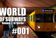 World of Subways Vol. 2 #001 – Willkommen im Berliner Pendelverkehr