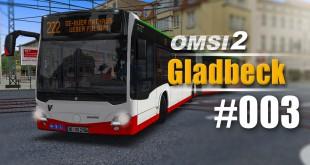 OMSI 2 Projekt Gladbeck 2016 Citaro 2 #003 – Bus mit allen Funktionen