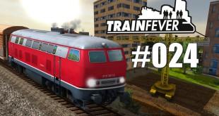 Train Fever BETA #024 – Linie funktioniert!