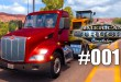 American Truck Simulator #001 – Ab auf den Highway! Gameplay ATS deutsch