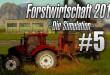 Forstwirtschaft 2017 #005 – Umgekippt! Let's Play Forestry 2017 deutsch