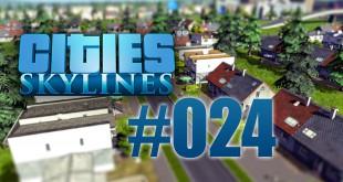 Cities: Skylines #024 – Der Megastau