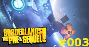 Borderlands: The Pre-Sequel #003 – Erste Sprünge auf dem Mond