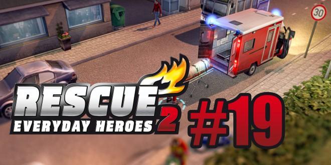 Rescue 2 #19 – Viele kleine Einsätze