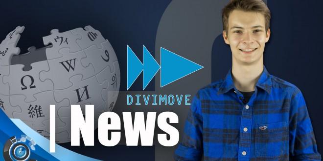 Wikipedia löscht Artikel, DIVIMOVE schmeißt Youtuber raus und Facebook fördert Rassismus? NEWS