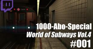1000-Abo-Special – WoS Vol. 4 – #001 – Ein winterlicher Expresszug