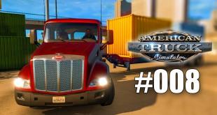 American Truck Simulator #008 – Auf nach Las Vegas! Gameplay ATS deutsch