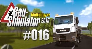 Bau-Simulator 2015 Gold Multiplayer #016 – Der leidende Gabelstapler