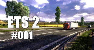 Euro Truck Simulator 2 #001 – Zenges joined!