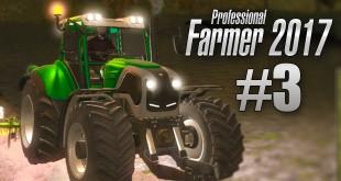 Landwirtschaft 2017 #003 – Auf zum Grubbern! I Let's Play Professional Farmer 2017 deutsch
