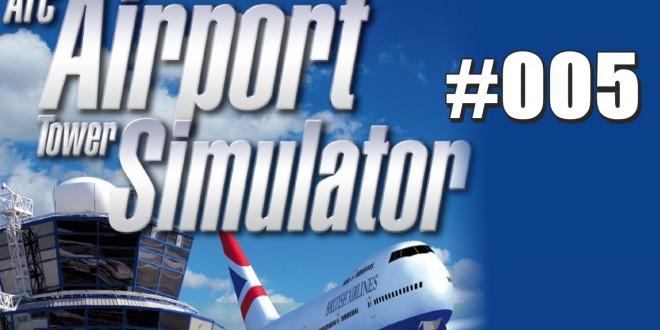 Airport Tower Simulator #5 – Kopenhagen und Ende