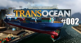 TransOcean #002: Die ersten Schritte