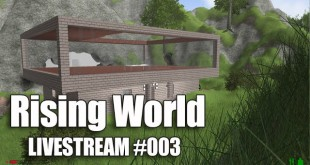 Rising World Livestream: Welches Dach? – 3 / 4