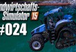 Landwirtschafts-Simulator 15 #024 – Traktor ins Wasser gefallen!