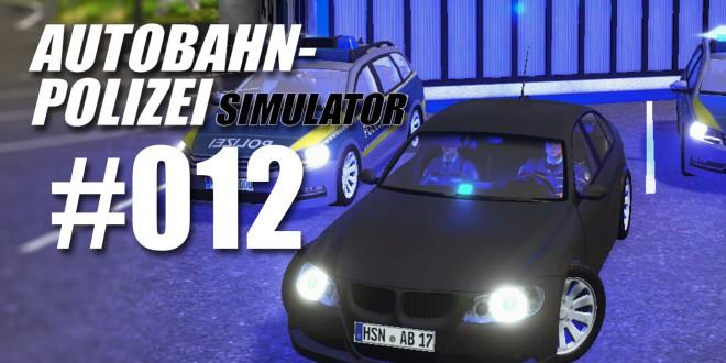 Autobahnpolizei-Simulator #012 – Wo sind die Drogen?