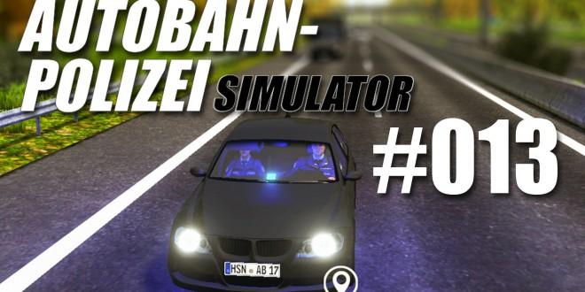 Autobahnpolizei-Simulator #013 – Verfolgungsjagd in Zivil