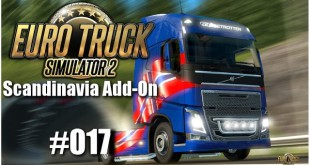 Euro Truck Simulator 2: Scandinavia Add-On #017 – Von Lachs, Bier und Reisen