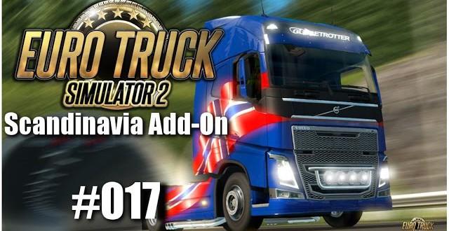 Euro Truck Simulator 2: Scandinavia Add-On #017 – Von Lachs, Bier und Reisen