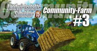 Landwirtschafts-Simulator 15 Community-Farm! – 3 / 9