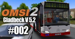 Gladbeck V 5.2: Linie 211 #002 – OMSI 2 (Preview)