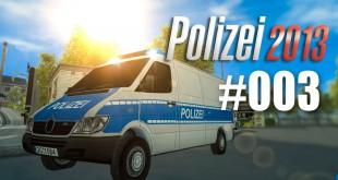 Polizei 2013 – die Polizei-Simulation #003 – Pfefferspray und Handschellen