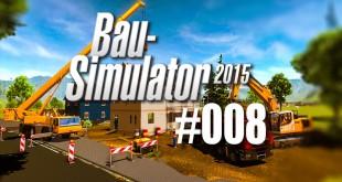 Bau-Simulator 2015 #008 – doppelte Fahrt