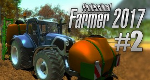 Landwirtschaft 2017 #002 – Lindner-Traktor gekauft!  I Let's Play Professional Farmer 2017 deutsch
