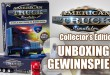 American Truck Simulator – Collector's Edition I UNBOXING und GEWINNSPIEL!