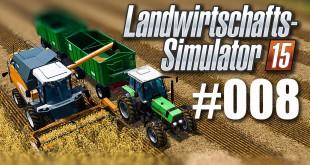 Landwirtschafts-Simulator 15 #008: Neue Anhänger!
